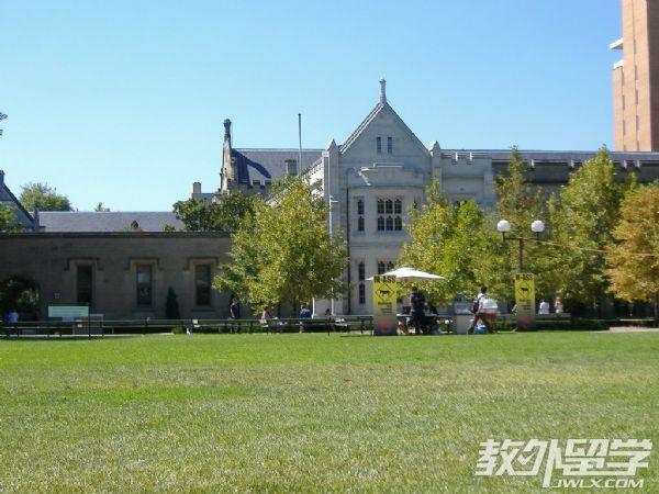 申请澳大利亚墨尔本大学的条件