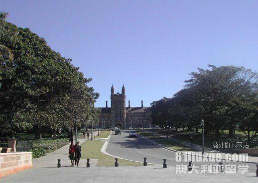 悉尼大学IT硕士哪个学院