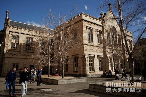 澳大利亚墨尔本大学留学