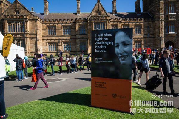 悉尼大学本科要求