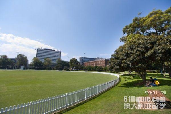 澳洲新南威尔士大学的地理位置