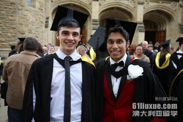 澳洲留学硕士大学排名