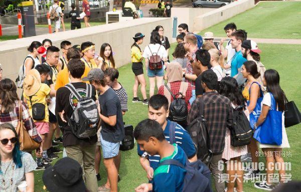 澳洲留学一年生活费用