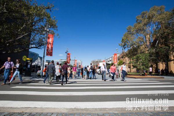 悉尼大学本科雅思分数