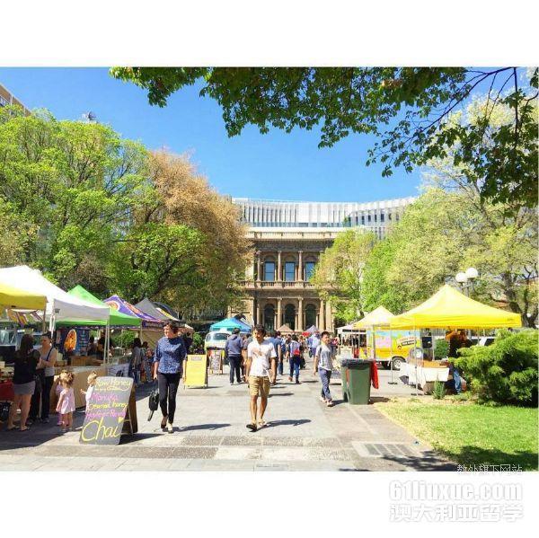 澳洲大学计算机类专业排名