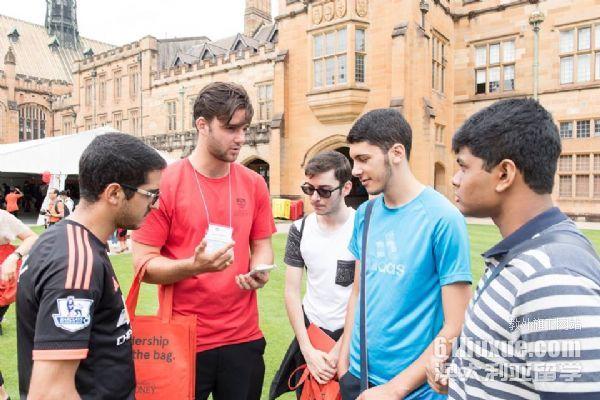 悉尼大学高考分数线