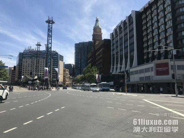 澳洲悉尼科技大学几月开学