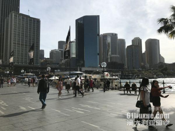 澳洲预科留学一年花费